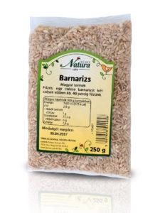 Barnarizs 250 g
