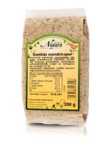Gombás szendvicspor 200 g